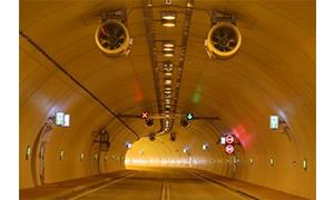 隧道风机应如何减震?